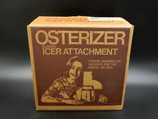 NEW VINTAGE OSTER BLENDER ICER ATTACHMENT MODEL 435 ~ CREATES CRUSHED ICE