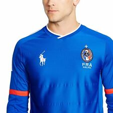 POLO SPORT RALPH LAUREN FRANCE LONG-SLEEVED JERSEY SIZE S