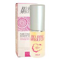 Rio Amazon Rio Rosa Mosqueta Pure Chilean Rosehip Seed Oil 20ml - Paraben free