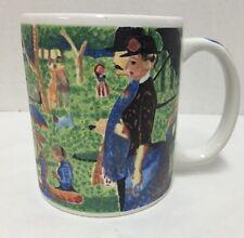Coffee Mug A Sunday Afternoon On The Island Of LaGrande Jatte George Seurat