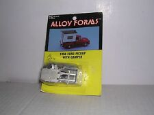 ALLOY FORMS #2042  1942 Ford Pick-up w/Camper   Kit  H.O.Gauge
