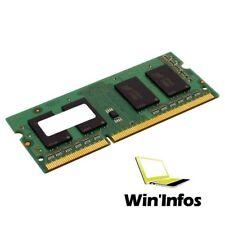 Barrette de memoire RAM SO-DIMM PC3 - 10600S DDRIII DDR3 2 go 2 gb