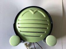 More details for wavox art deco bakelite pale green and black table speaker