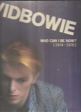 """DAVID BOWIE """"Who Can I Be Now? [1974-1976]"""" 9 Album 13LP VINYL Box sealed"""