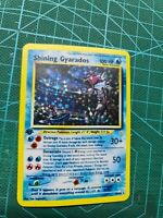 Shining Gyarados Garados Proxy Custom Pokemon Card in Holo