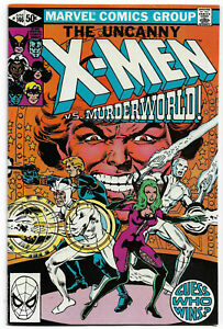 UNCANNY X-MEN#146 VF/NM 1981 MARVEL BRONZE AGE COMICS
