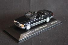 Minichamps Mercedes-Benz 300 CE-24 Cabriolet 1990 1:43 Schwarz (JS)
