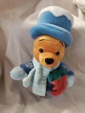 Winnie the Pooh OLD FASHION bean bag plush - Disney Store NEW