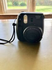 Fujifilm Instax Mini 8 Black Instant Film Camera