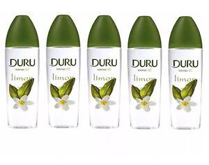 Duru Lemon Turkish Spray Cologne - Aftershave 150ml (5 Pcs Offer)😳😳😳