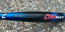 """New listing $300 Combat VIRUS SL Senior 2 5/8"""" Baseball bat 29 21 maxum B2 Portent demarini"""