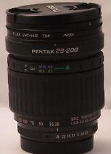 SMC Pentax  FA 28-200 AL[IF] Lens for Pentax Cameras