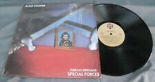 ALICE COOPER -SPECIAL FORCES- 1981 MEXICAN LP HARD ROCK