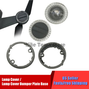 LED Cover Mounts Repair Parts Lamp Component Replacemen for Dji Spark Drone