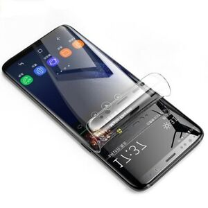 Samsung Galaxy S20 S20 Plus Ultra S10 Genuine TPU Screen Protector Film Curve