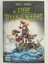 Jim C Hines Die fiese Meerjungfrau Roman Fantasy Bastei Lübbe Verlag