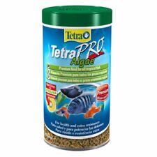 TETRA PRO ALGAE CRISPS PREMIUM VEGETABLE FISH FOOD CONTAIN SPIRULINA - 250ml