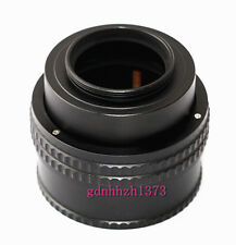 M52 Lens to M42 Adjustable Focusing Helicoid adapter 25~55mm Brass inner core