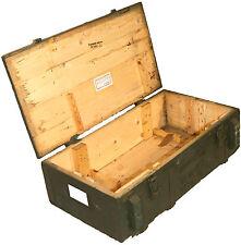 Boîte Munitions PTM Coffre de rangement militärkiste munitionsbox Boîte en bois