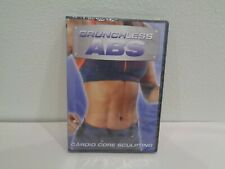 CRUCHLESS ABS CARDIO CORE SCULPTING New DVD