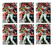(18) RANDY AROZARENA 2020 Topps Series 1 Rookie Card Lot #229 St Louis Cardinals