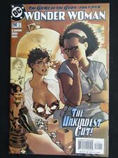 Wonder Woman #190 - The Game of the Gods Part 2 DC Comics