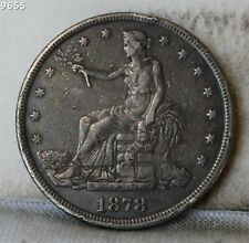 """1878-S Trade Dollar """"XF+"""" *Free S/H After 1st Item*"""