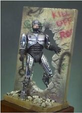 2019 New Robocop 54mm High Quality Resin Kit 1/32 Scale