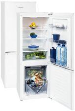 Kühl Gefrierkombination 4* Tiefkühlschrank Exquisit A++ weiß 158 kWh /Jahr 161 L