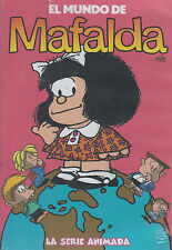 DVD - El Mundo De Mafalda NEW La Serie Animada 2 Disc Set FAST SHIPPING!