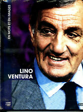LINO VENTURA   en mots et en images  livre 4  DVD 4 films  neuf    ref21071424