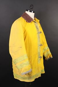 GLOBE Turnout Firefighter Bunker Coat Jacket USA Mens Size 44