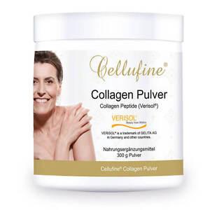 (90/KG) Für 4 Monate: Verisol® Collagen Drink (300g) Cellufine® MHD 11/2021