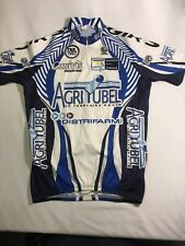Agritubel Cycling Jersey - Women's Large ~ RMPRO Fenioux Omnivis France Conseil