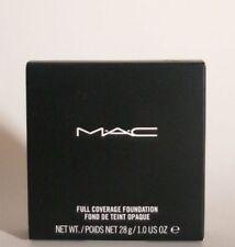 MAC COSMETICS FULL COVERAGE FOUNDATION COMPACT W60 NEW IN BOX