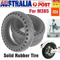 AU Solid Rubber Tyre Tires Wheel for Xiaomi Mijia M365 Electric Scooter 8.5 inch