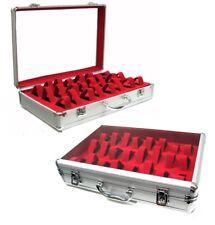 Valigetta Box Porta Orologi Bracciali 24 Posti In Alluminio Sicurezza lac