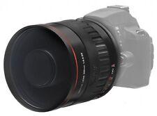 Bower 500mm f/6.3 Tele Mirror Lens for Pentax *ist D DS DL DS2 DL2 K110D K10D
