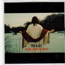 (ED83) The D.O.T, Blood, Sweat And Tears - 2013 DJ CD