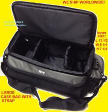 LARGE SIZE PRO CARRYING CASE BAG TO CAMERA NIKON D3400 D7000 D7100 D7200 D7300