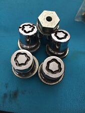 Genuine Wheel Locking Lug Nuts Set For Toyota Lexus OEM