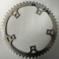 PLATEAU ALUMINIUM PISTE 52 DENTS 144 mm NEUF (chainring) OLD SCHOOL