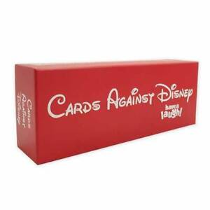 Cards Against Disney Adult Party Game Box Your Childhood Table 828 Card Games UK