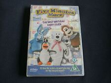 FIVE MINUTES MORE - The Best Birthday Party Ever (DVD 2006, On BUY IT NOW) NEW