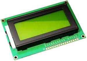 1604 16x4 Zeichen LCD Display Modul HD44780 gelbes BL für Arduino Raspberry Pi