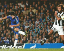 Chelsea FC Oscar Autographed Signed 8x10 Photo COA B