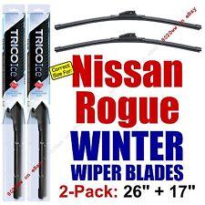 WINTER Wipers 2pk Premium Wiper Blades - fit 2014+ Nissan Rogue - 35260/170