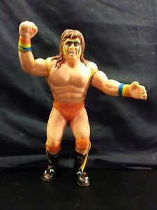 Vintage 1989 WWF LJN Ultimate Warrior Figure O1