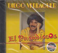 Diego Verdaguer El Pasadiscos CD New Sealed