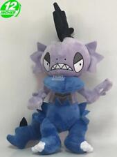 "12"" Pokemon Alola Scrafty Plush Doll Anime Stuffed Toy Game Christmas PNPL8344"